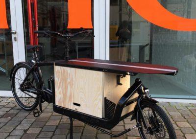 Cyclo | Atelier mobile